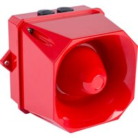 EATON 7092324FUL-0360 X10 Midi Red Housing 115/230 VAC Sounder from Eaton