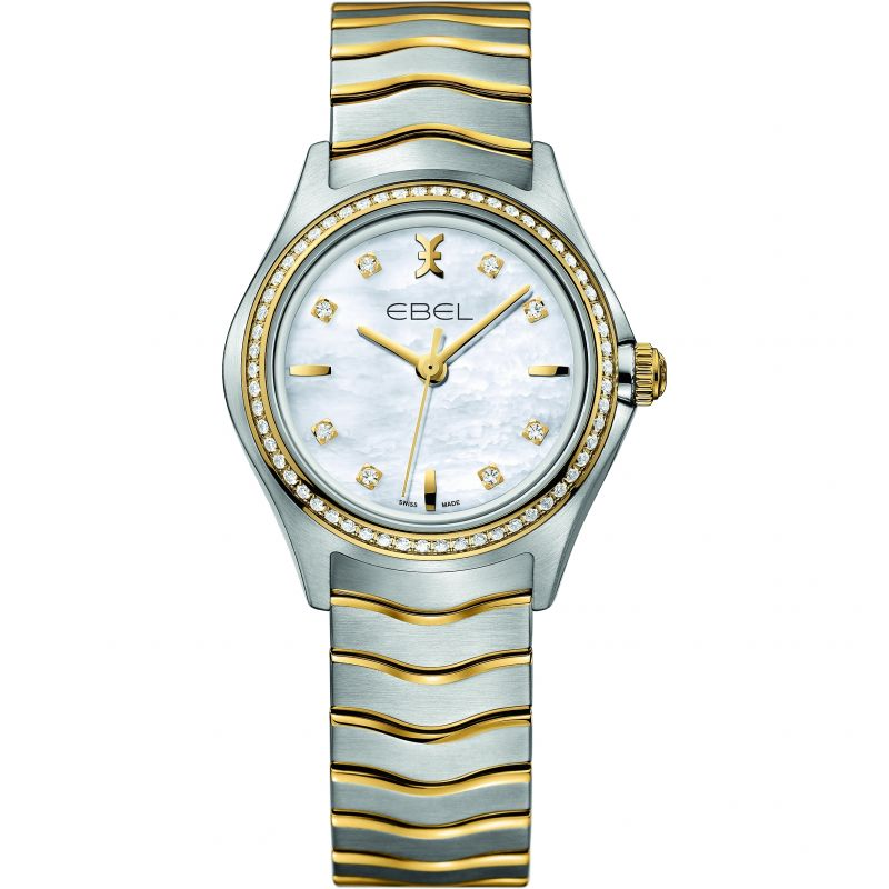Ladies Ebel New Wave Diamond Watch from Ebel