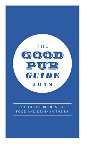 The Good Pub Guide 2019 from Ebury Press