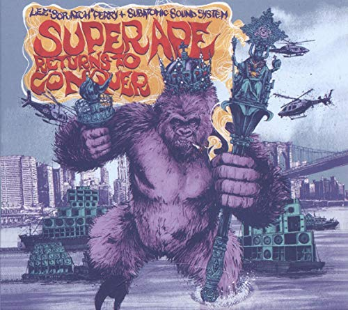 Super Ape Returns To Conquer from ECHO BEACH