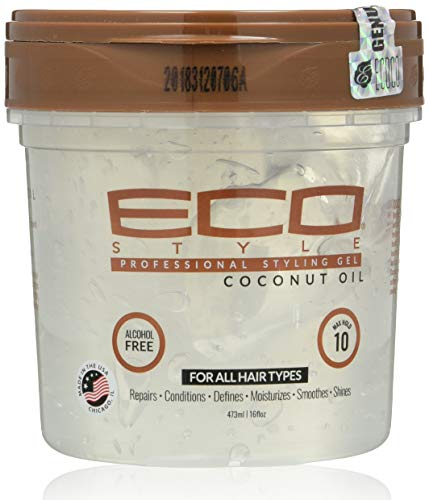 Eco Styler Coconut Oil Styling Gel 16oz from Eco