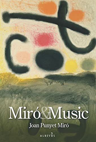 Miró & Music from Editorial Alrevés S.L