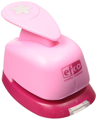 Efco Punch XS Blossom 9 mm, Pink, 20 x 10 x 4 cm from Efco