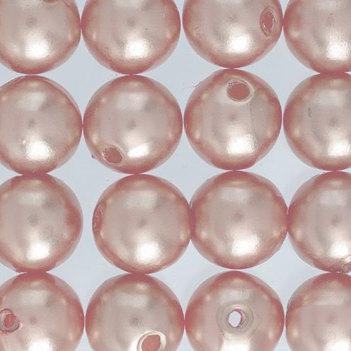 Efco Wax Beads ø 8 mm 32 pcs. Light Brown, 5x5x2 cm from Efco