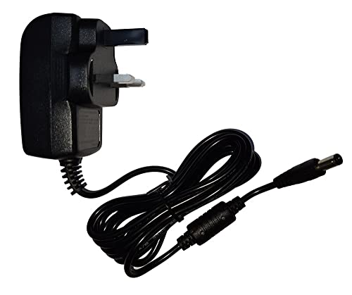 Power Supply Replacement for CARL MARTIN ROCK DRIVE EFFECTS PEDAL ADAPTER UK 9V from Effects Pedal Power Supplies