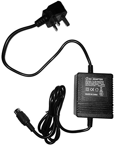 Power Supply Replacement for KORG KA-163E ADAPTER UK 9V 4 PIN DIN 220V 230V 240V from Effects Pedal Power Supplies