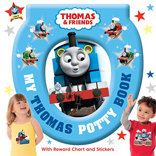 Thomas & Friends: My Thomas Potty Book from Egmont