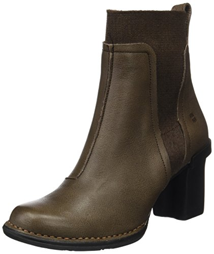 El Naturalista Women's N5142 Capretto Nectar Ankle Boots, Grey (Plume), 5 UK from El Naturalista