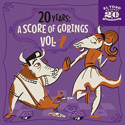 "20 Years: A Score Of Gorings Vol.1 [7"" VINYL] from Various"