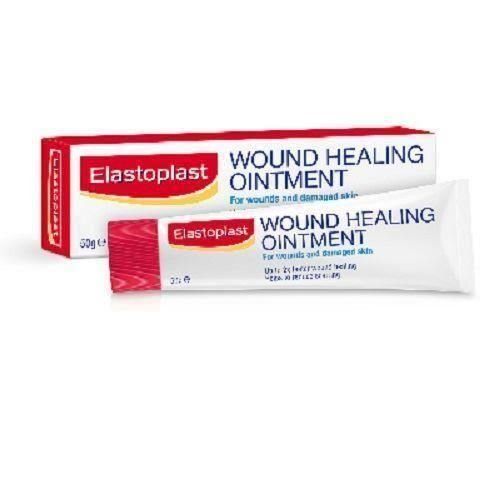 Elastoplast SIX PACKS of Wound Healing Ointment 50g from Elastoplast