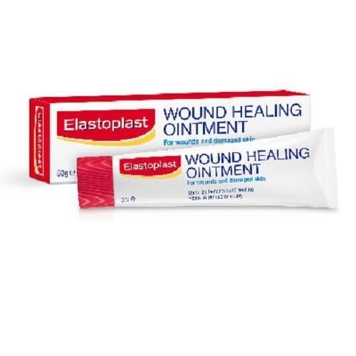 Elastoplast TWO PACKS of Wound Healing Ointment 50g from Elastoplast