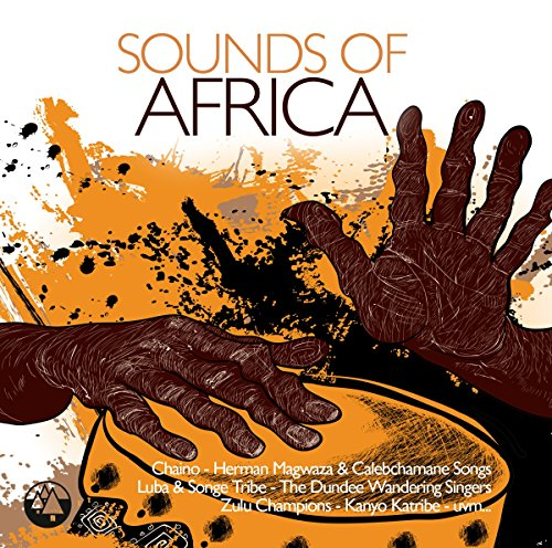 Sounds of Africa from Elbtaler Schallplatten (ZYX)