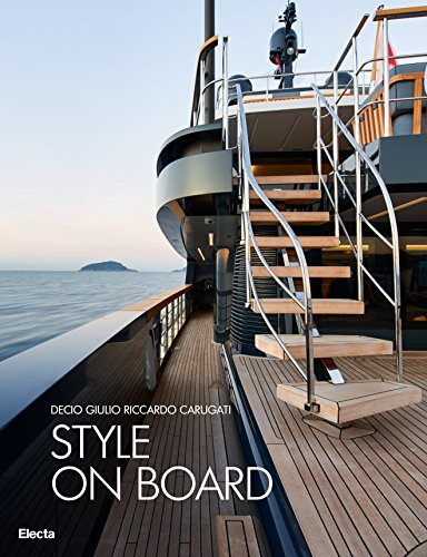 Italian Style on Board: Sanlorenzo Yachts Interior Design from Electa