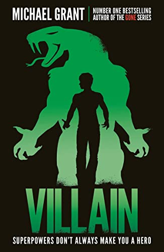 Villain (The Monster Series) from Electric Monkey