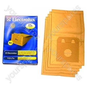 Electrolux E5N Dust Bag (Pack of 5) from Electrolux