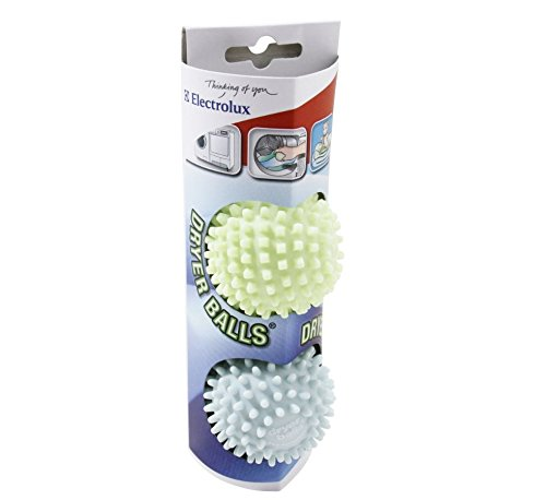 Tumble-dryer Dryer Balls - Reduces your drying time, softens your clothes! from Electrolux