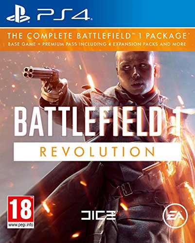 Battlefield 1 Revolution (PS4) from Electronic Arts