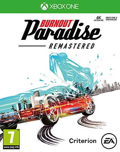 Burnout Paradise Remastered (Xbox One) from Electronic Arts