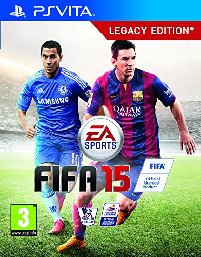 FIFA 15 (PS Vita) from Electronic Arts