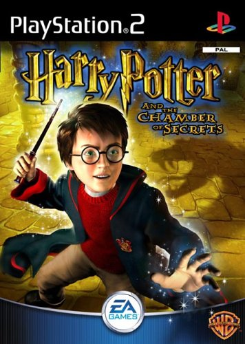 Harry Potter and the Chamber of Secrets (PS2) from Electronic Arts