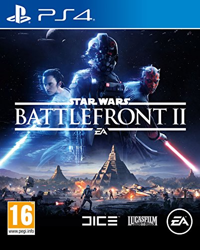 Star Wars Battlefront 2 (PS4) from Electronic Arts