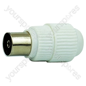 9.5 mm Coaxial Line Socket from Electrovision
