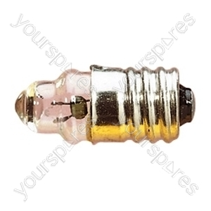 Clear 200 mA MES Screw Fitting Bulb from Electrovision