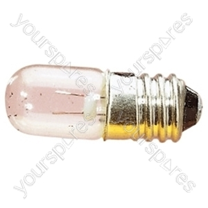 Clear MES Screw Fitting Bulb from Electrovision