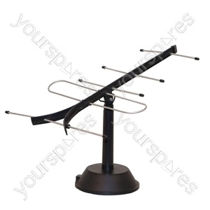 Digital Wideband Set Top TV Antenna from Electrovision