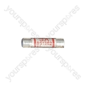 Domestic Mains Fuses (Blister of 4) from Electrovision