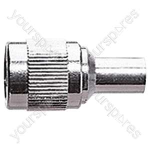 TNC Crimp Type Male Plug for RG58 Cable from Electrovision