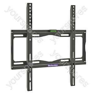 Universal Fixed TV Mounting Bracket Frame Style from Electrovision