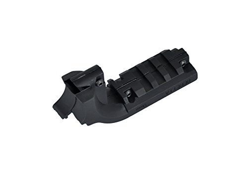 Element Airsoft M9 Under Rail Mount Black Weaver Rail 20mm PA0204 from Element