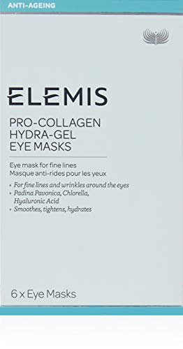 ELEMIS Pro-Collagen Hydra-Gel Eye Masks - Eye Mask for Fine Lines x6 from Elemis