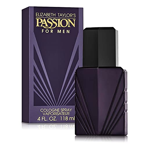 Elizabeth Taylor Passion for Men EDC Spray 118 ml from Elizabeth Taylor
