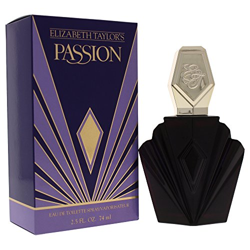 Elizabeth Taylor Passion for Women 74ml EDT Spray from Elizabeth Taylor