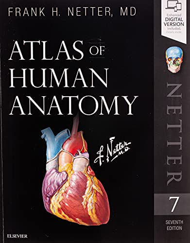 Atlas of Human Anatomy, 7e (Netter Basic Science) from Elsevier