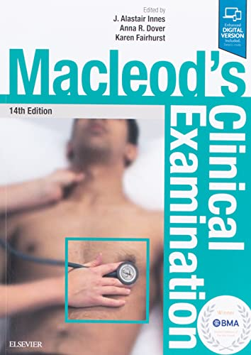 Macleod's Clinical Examination, 14e from Elsevier
