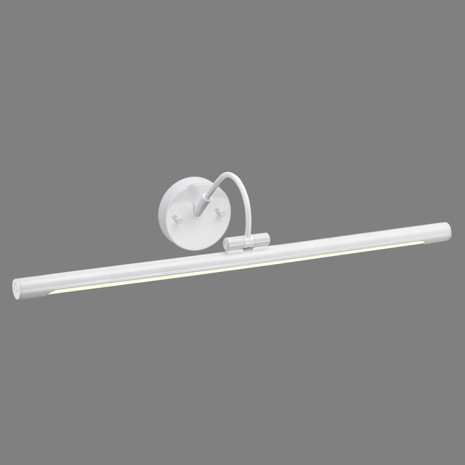 LED picture light Alton in white, 67 cm from Elstead