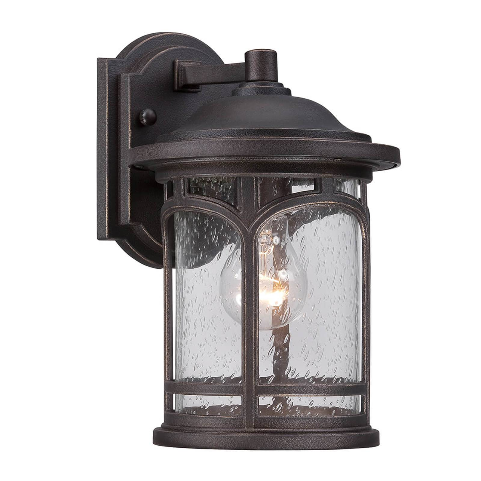 Marblehead - small wall light for outdoors, 28 cm from QUOIZEL
