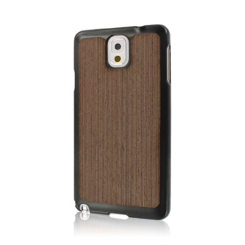 Empire Mpero Embark Series Repurposed Wood Case for Samsung Galaxy Note 3 N900A/N900V/N9000 - Wenge from Empire