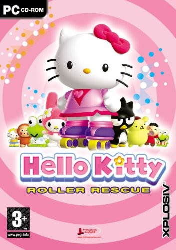 Hello Kitty Roller Rescue (PC) from Empire