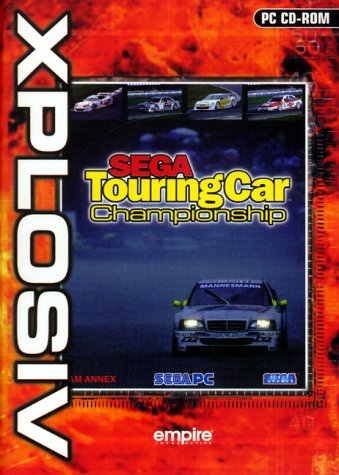 Sega Touring Cars from Empire