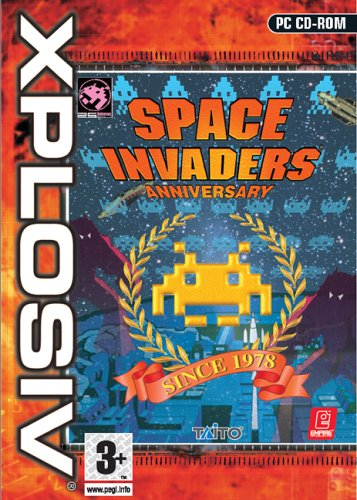 Space Invaders Anniversary (PC CD) from Empire