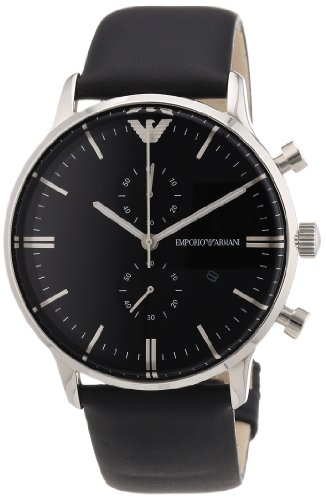 Emporio Armani AR0397 Men's Wrist Watch from Emporio Armani