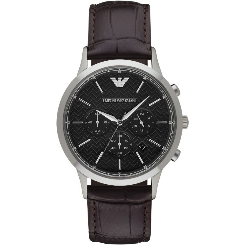 Mens Emporio Armani Chronograph Watch from Emporio Armani