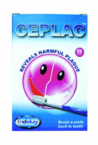 Endekay Ceplac Disclosing Tablets 12 from Endekay