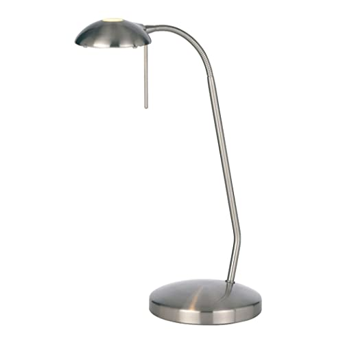 Endon 656-TL-SC 656-TL-SC Desk lamp from Endon Lighting