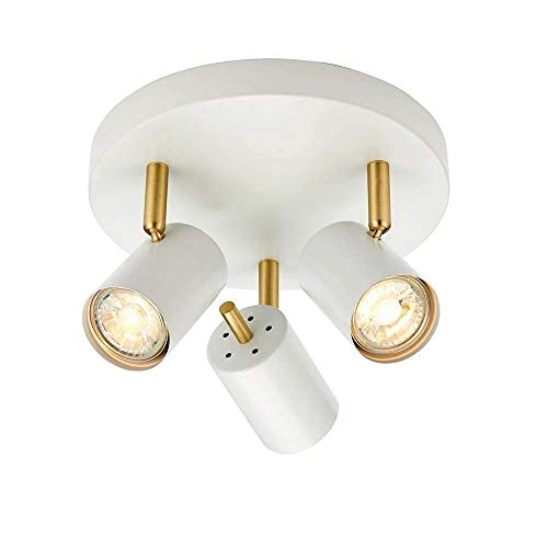 Endon Gull triple from Endon Lighting