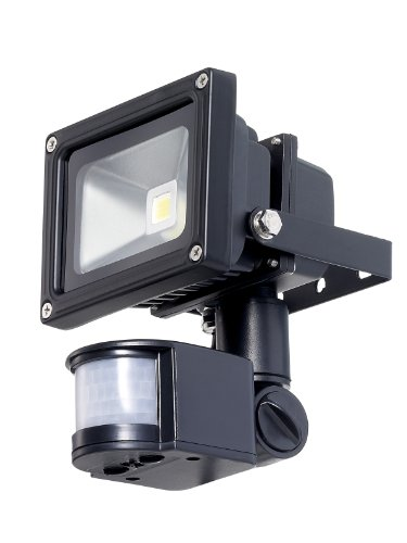Energenie 10 Watt LED Floodlight with PIR Detector from Energenie